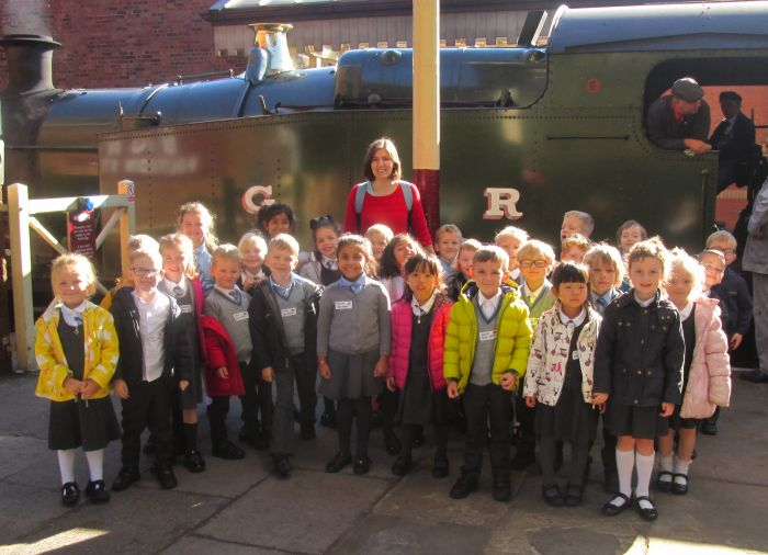 Year 1 At Bury Transport Museum